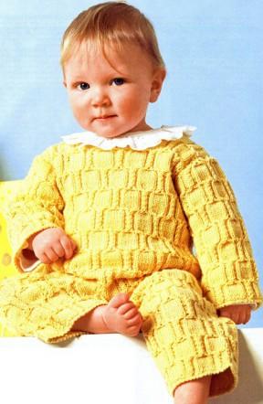 Платье и комбинезон желтого цвета 13