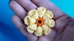 Урок 6 - Объёмный цветок