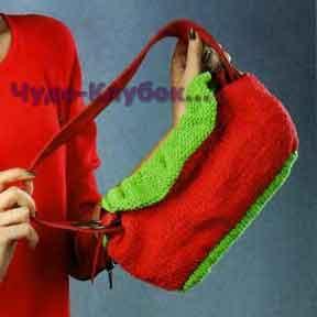 Двухцветный чехол для сумки 139