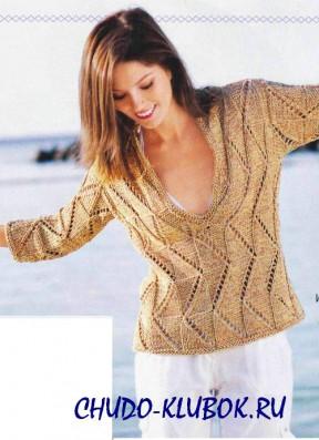 pulover spitsami e1365422426160