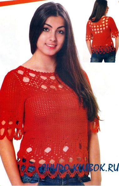 pulover kryuchkrm