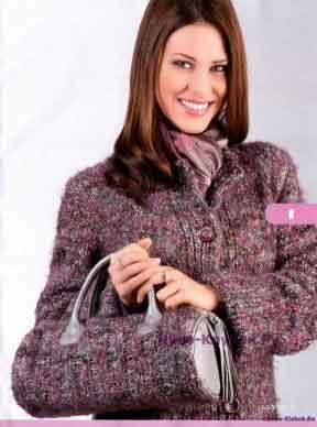 Пальто и сумочка 126