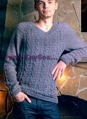 seryiy pulover 148