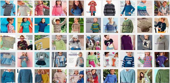 схемы Пуловеры 2 ДЕТСКОЕ