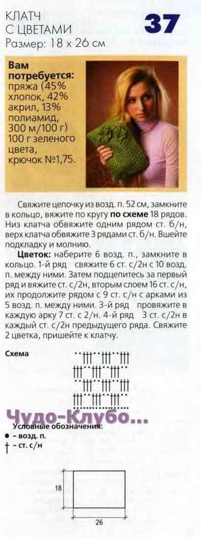 klatch s czvetami zelenogo czveta 137 1 1