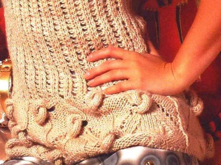 pulover s uzelkami vyazanyj spiczami 14 2