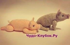 Porosyata vyazanyie kryuchkom 24