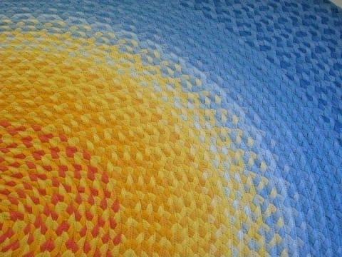 фото Мастер-класс. Плетение ковриков