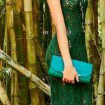 схема Шелковое платье миди вязаное спицами 898
