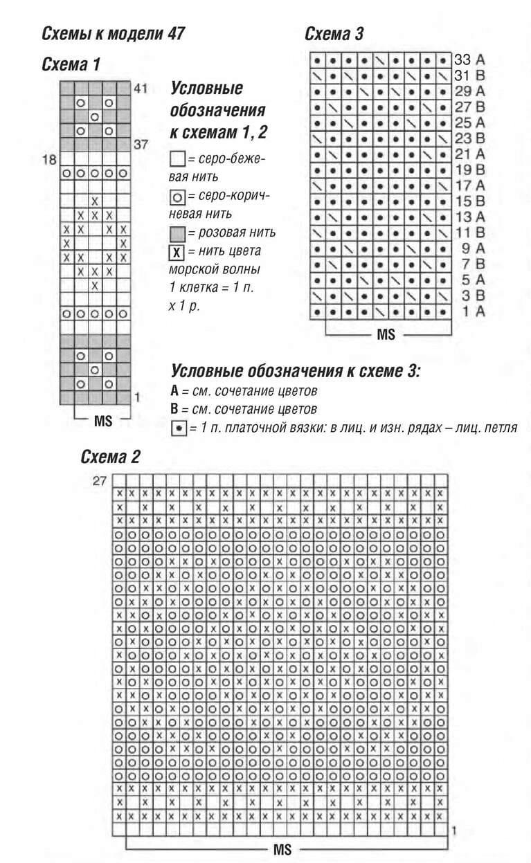 dekorativnye podushki vyazanye spiczami i polosatyj pled vyazanyj kryuchkom 173 3