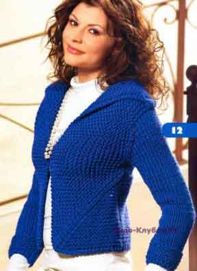 764 zhaket sinij
