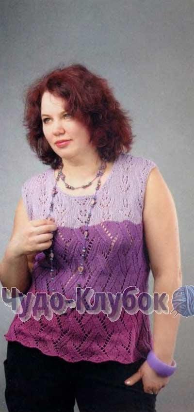 vyazanie topa spiczami dlya polnyh24