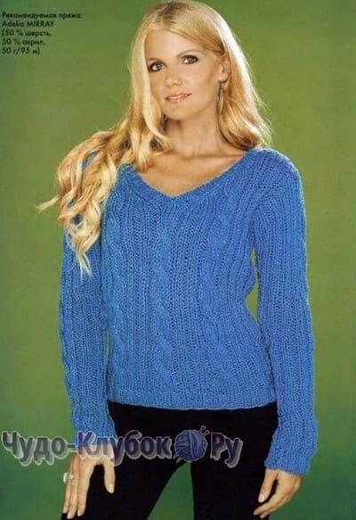 pulover spiczami 21