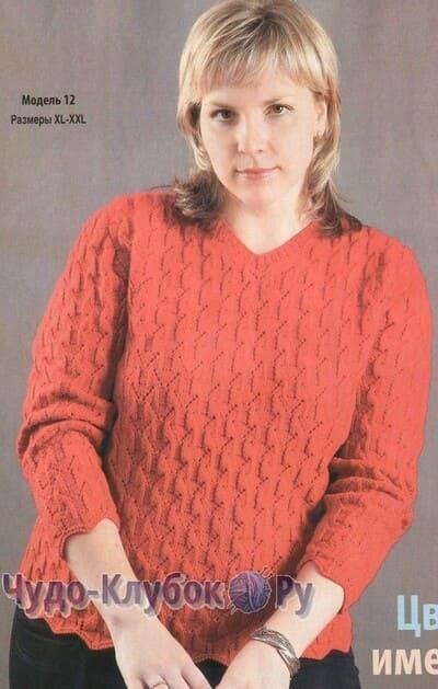 pulover spiczami 25