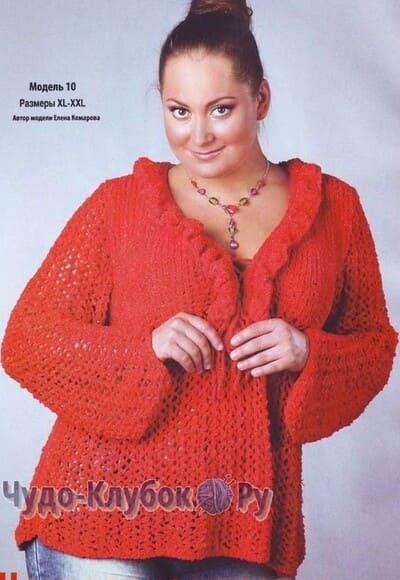 pulover spiczami 33