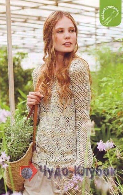 zhenskij pulover spiczami 11
