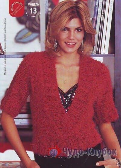 zhenskij pulover spiczami 3